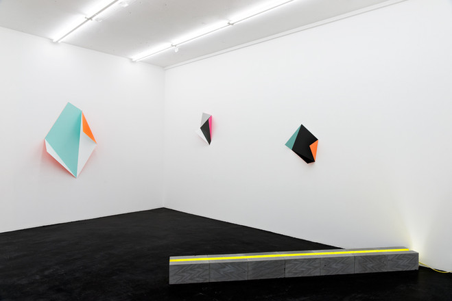 Empty lines - Galerie Bertrand Grimont