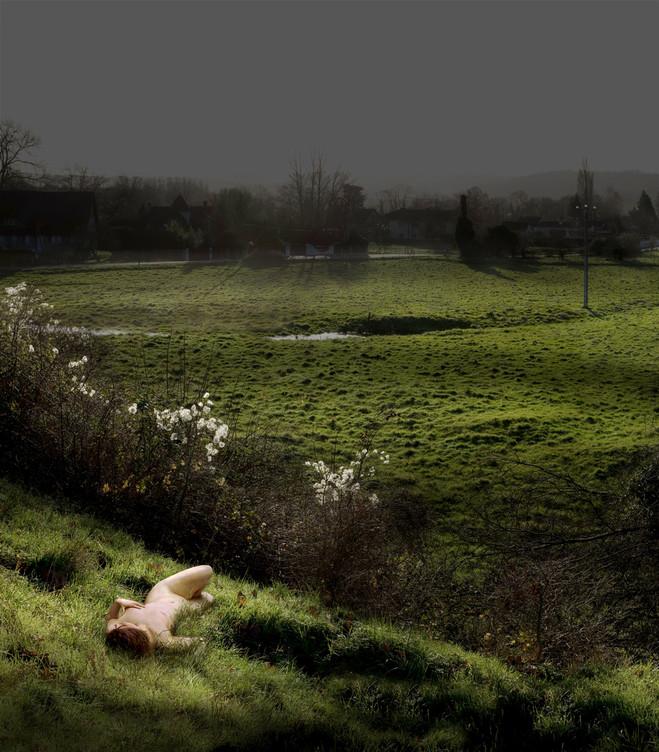 Nicolas Dhervillers - School Gallery / Olivier Castaing