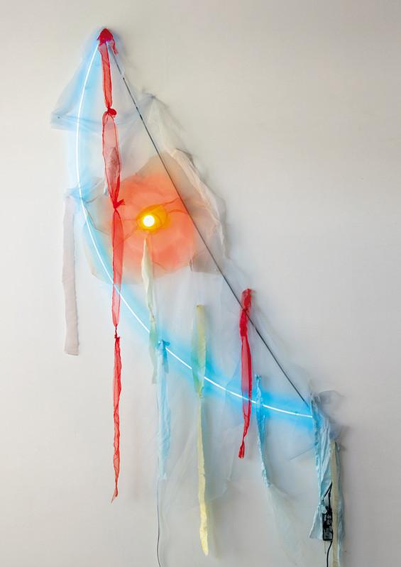 Keith Sonnier - Galerie Mitterrand