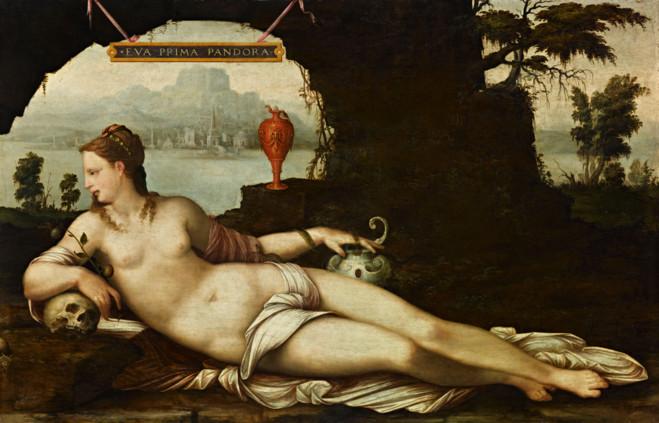 Jean Cousin père et fils - Le Louvre