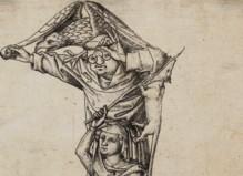 Les origines de l'estampe en Europe du Nord - Le Louvre