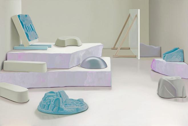 Maude Maris - Galerie Isabelle Gounod