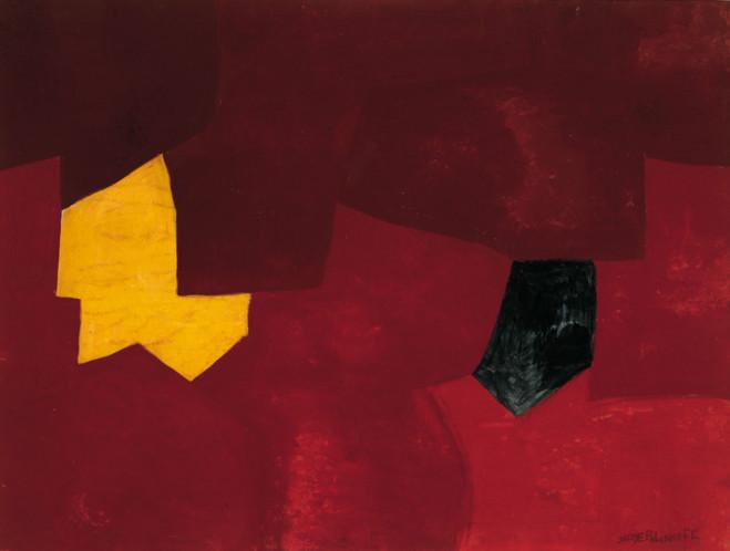 Serge Poliakoff - Musée Maillol — Fondation Dina Vierny