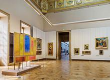 Monique Frydman - Le Louvre