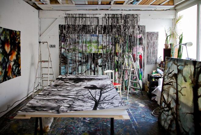 Carole Benzaken - Galerie Nathalie Obadia