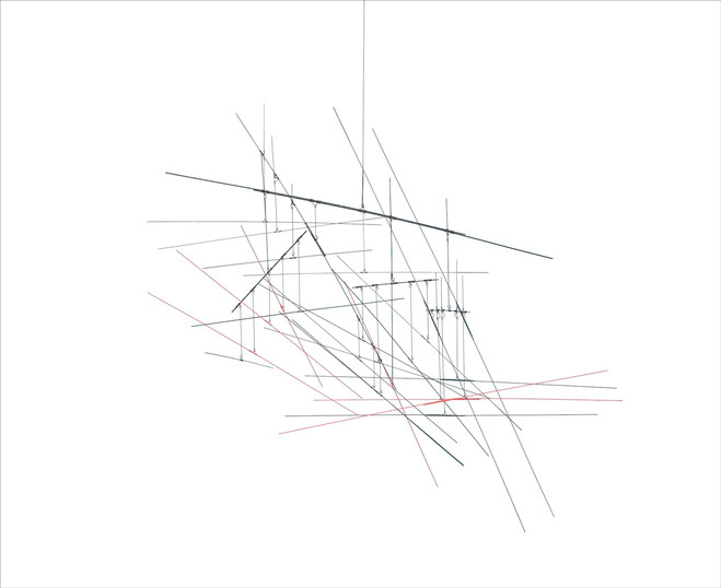 Knopp Ferro - Galerie Catherine Putman