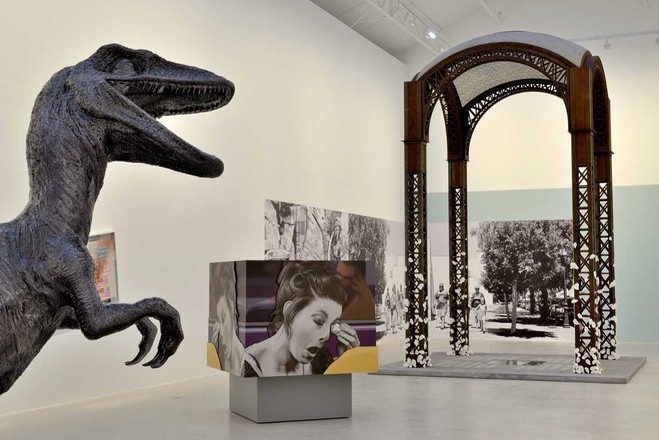 Empire State - Galerie Thaddaeus  Ropac Paris Pantin
