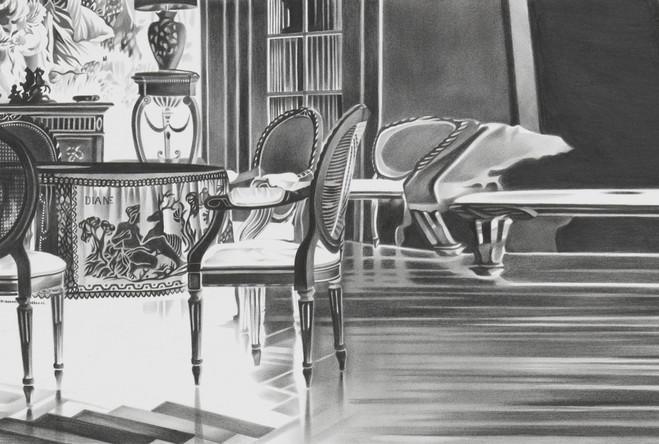 Marc Brandenburg - Galerie Thaddaeus Ropac Marais
