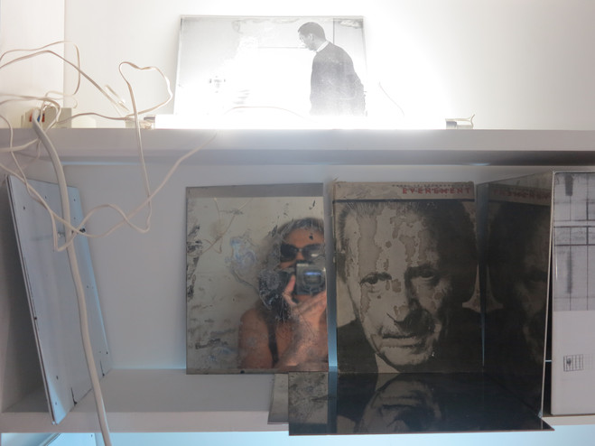 Laura Lamiel - La Galerie centre d'art contemporain