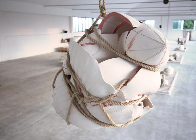 Morgane Tschiember - Galerie Loevenbruck