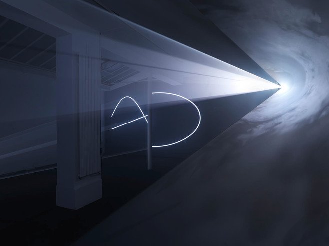 Anthony McCall - Galerie Martine Aboucaya