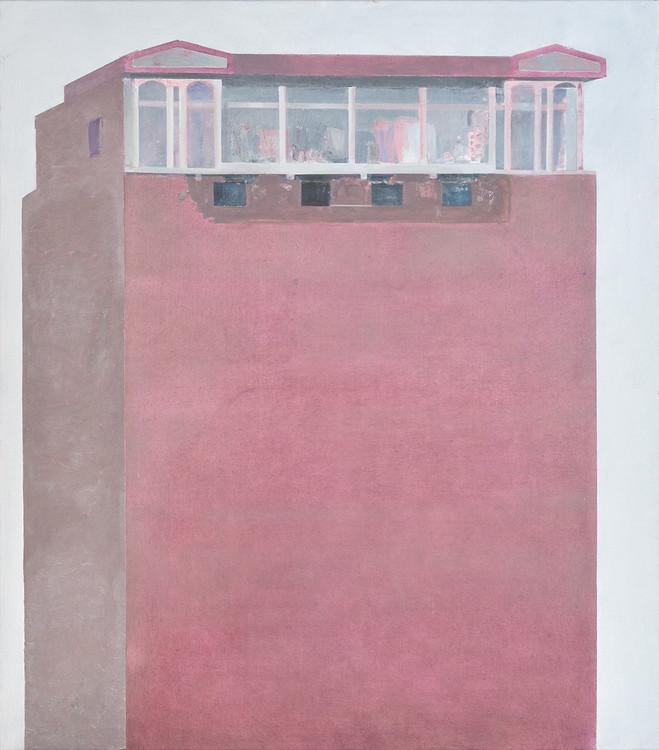 Edi Hila - Galerie Mitterrand