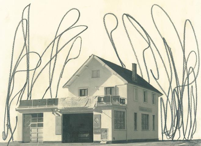 Stéphane Steiner - Baraudou Schriqui Galerie