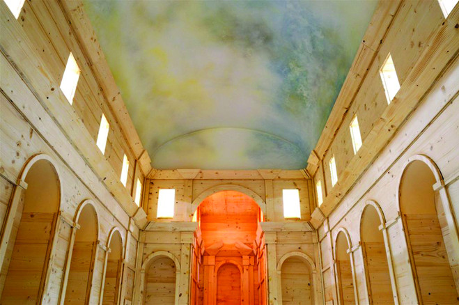 Un ciel pour Michael Biberstein - Jeanne Bucher Jaeger | Paris, Marais Gallery