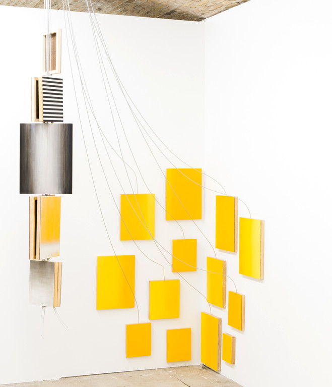 Lisa Beck - Galerie Samy Abraham