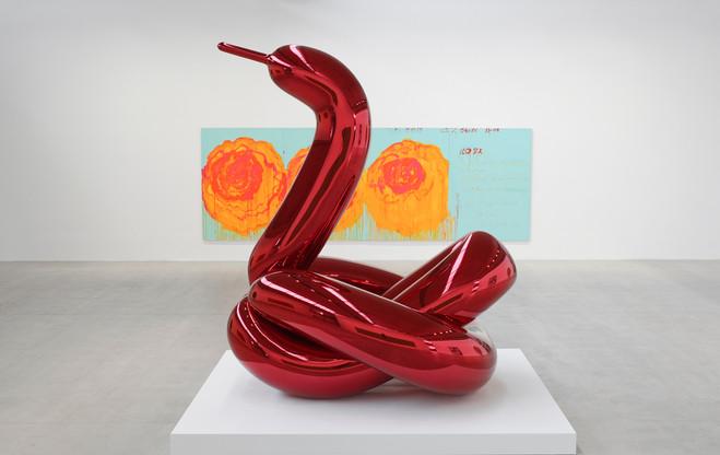Un américain à Paris - Gagosian, Le Bourget Gallery