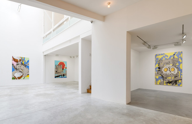 Armand Jalut - Michel Rein Gallery