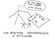 Dictionnaire, promenadologues #3 de Yona Friedman