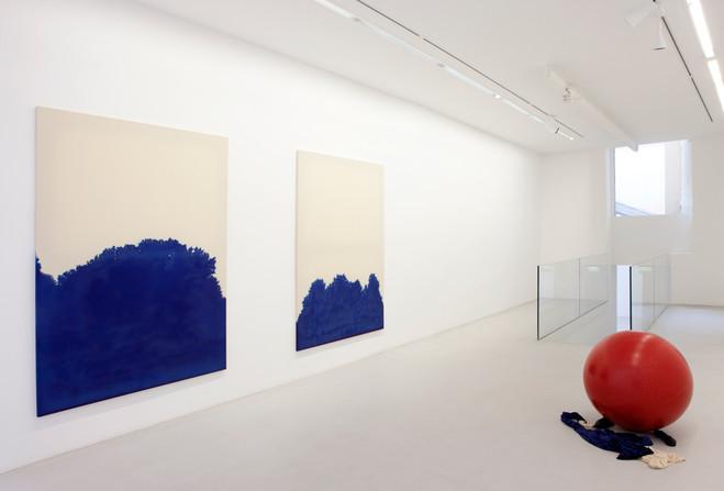 Latifa Echakhch - Kamel Mennour Gallery
