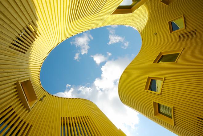 Tham & Videgård Arkitekter - La Galerie d'Architecture