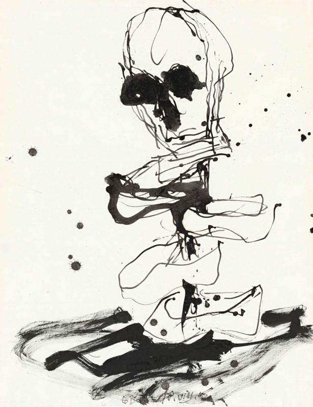 Georg Baselitz - Galerie Thaddaeus Ropac Marais