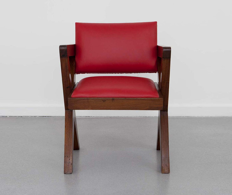 Pierre jeanneret high court down sofa large2