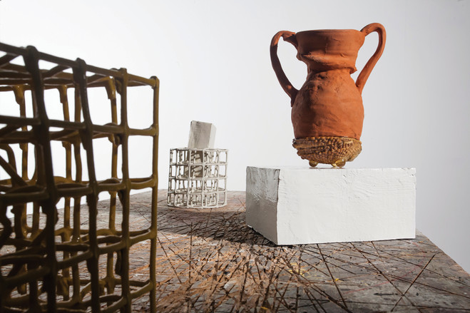 Esben Klemann & Pernille Pontoppidan Pedersen - Galerie Maria Lund