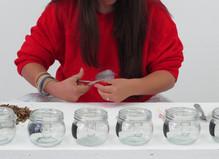 Performance Soulution II à l'Espace des arts sans frontières - Dohyang Lee Gallery
