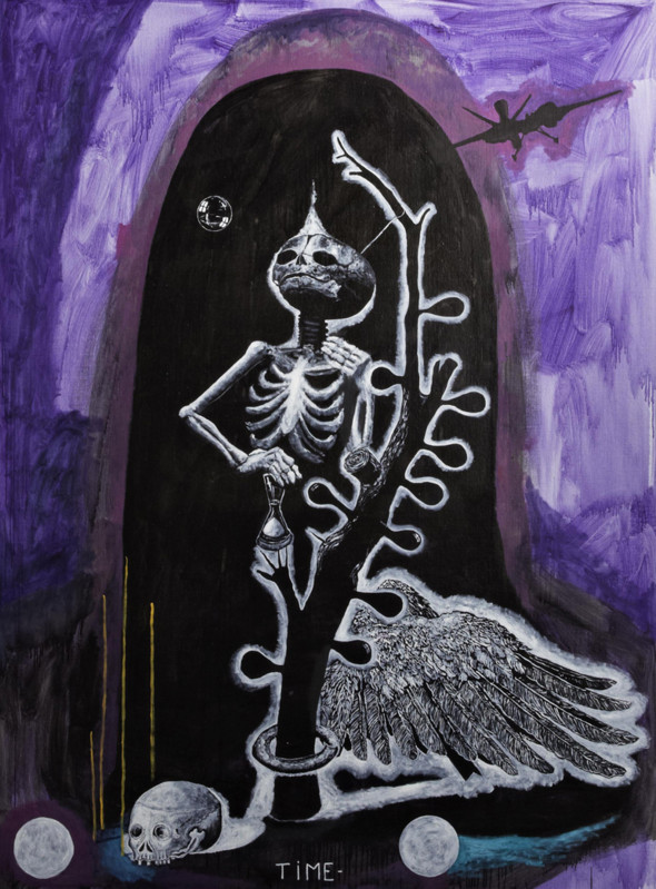 Damien Deroubaix - In Situ Gallery