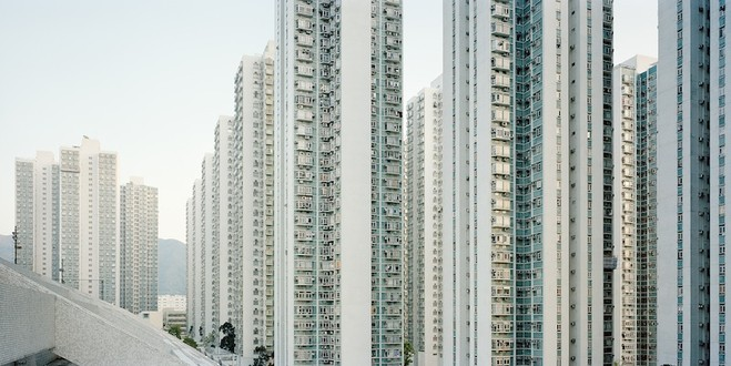 Architecture verticale - Galerie Escougnou-Cetraro