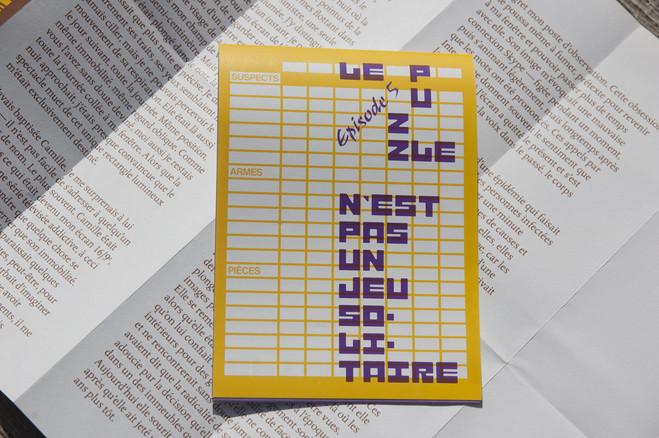 Le puzzle n'est pas un jeu solitaire - Les Laboratoires d'Aubervilliers