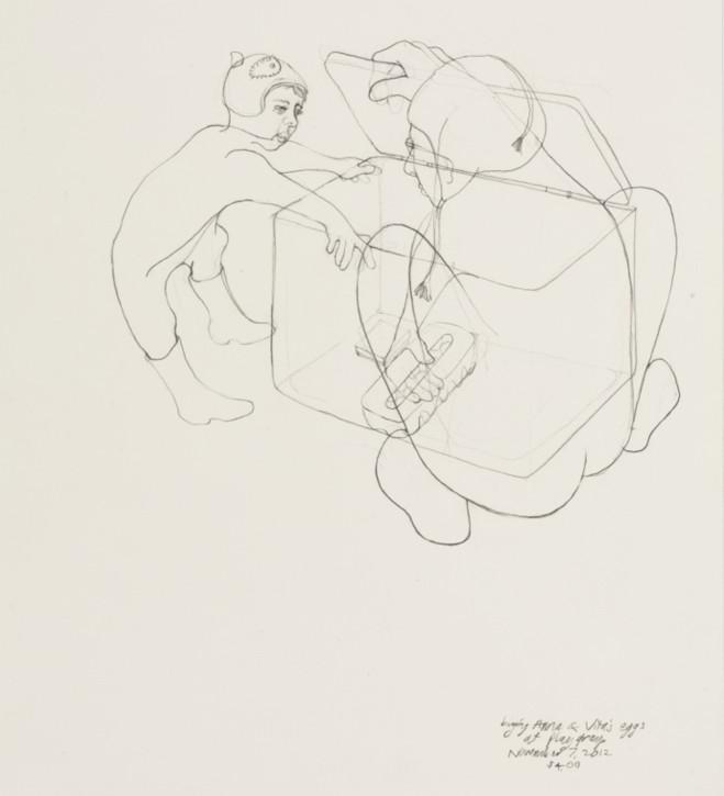 Danica Phelps - Galerie Laurent Mueller