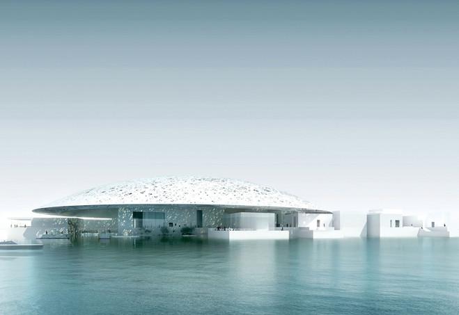 Naissance d'un musée : le Louvre Abu Dhabi - Le Louvre