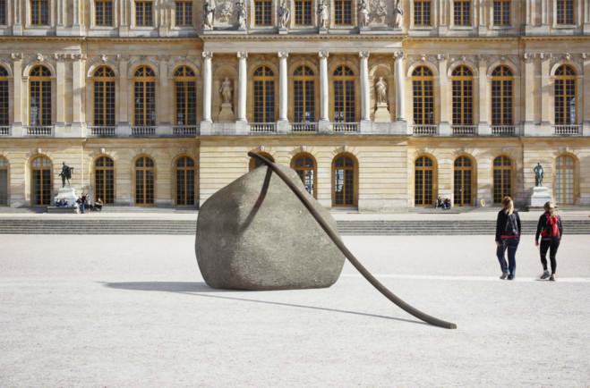 Lee Ufan - Château de Versailles