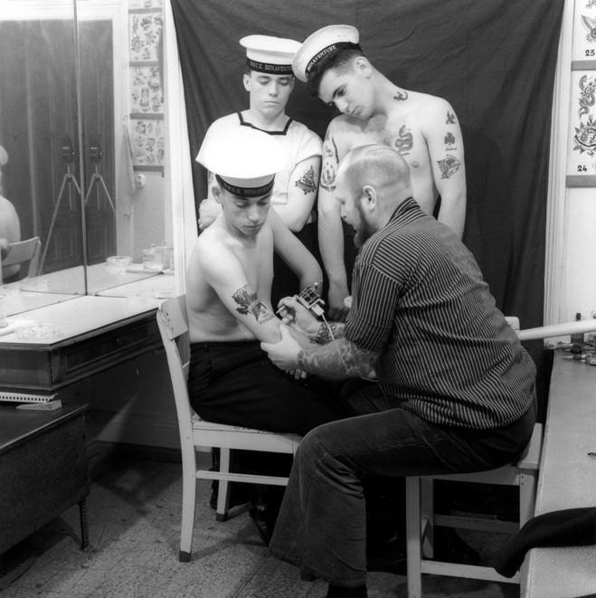 Tatoueurs, tatoués - Musée du quai Branly