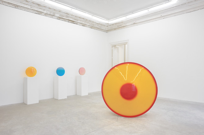 DeWain Valentine - Almine Rech Gallery