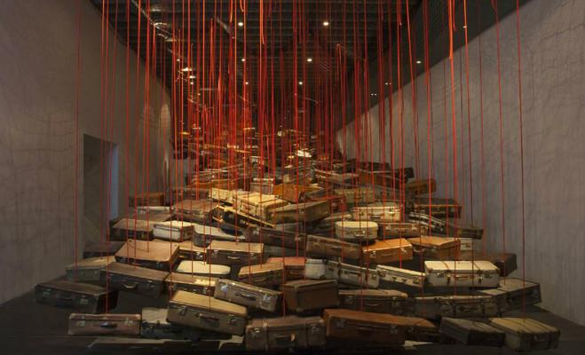 Chiharu Shiota - Galerie Daniel Templon