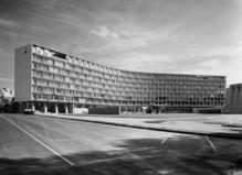 Bernard Zehrfuss (1911-1996) - Cité de l'architecture et du patrimoine