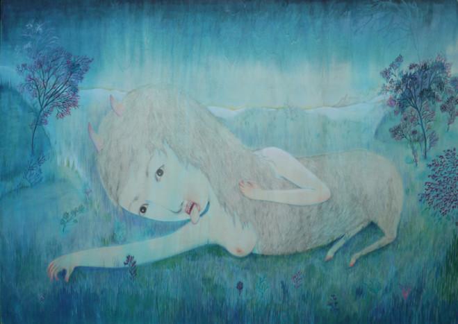 Cendrine Rovini / Jean-Benoist Sallé - Galerie Da-End