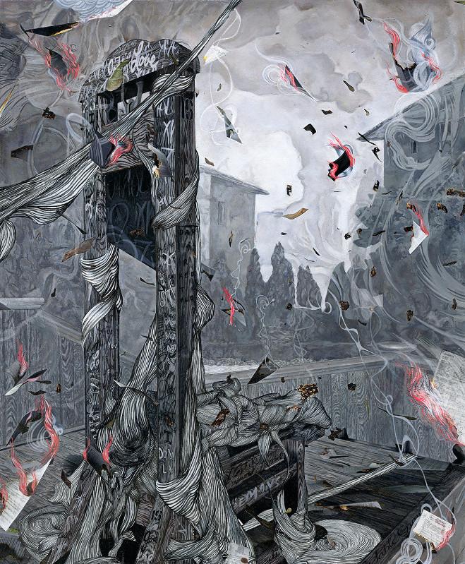 Steven Tabbutt - Yukiko Kawase Gallery