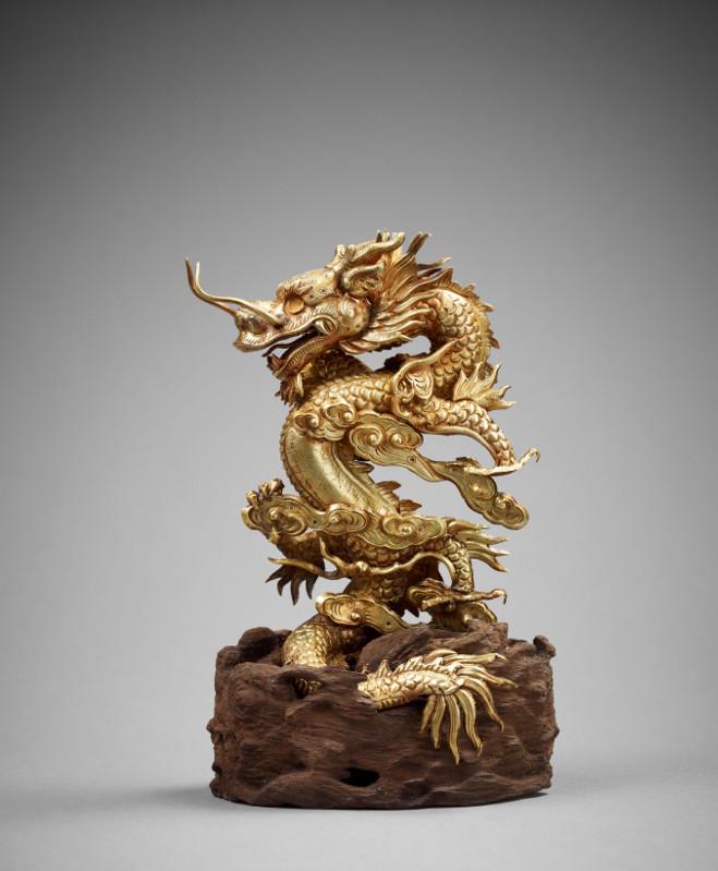 L'Envol du dragon - Musée Guimet