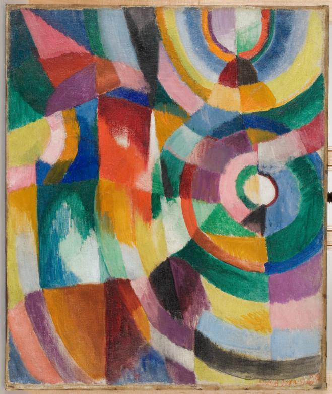 Sonia Delaunay - Musée d'Art Moderne de la ville de Paris