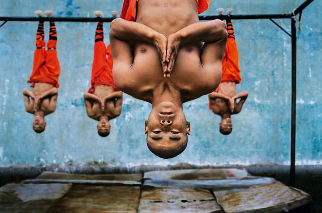 Steve McCurry - Le Théâtre de la Photographie et de l'Image
