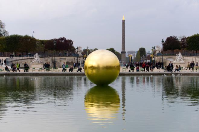 FIAC 2014 - Jardin des Tuileries