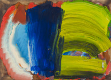 Howard Hodgkin - Gagosian Gallery