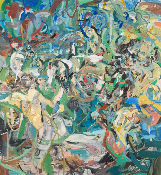 Cecily Brown - Gagosian Gallery