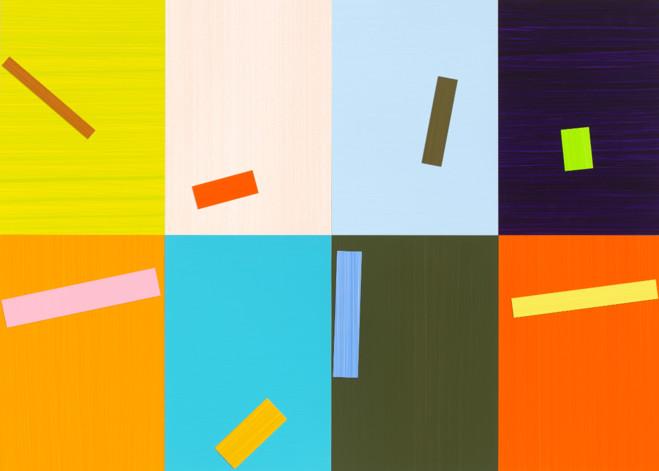 Imi Knoebel - Catherine Putman Gallery
