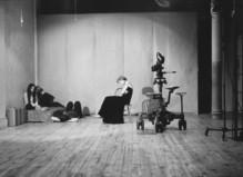 Lives of Performers - La Ferme du Buisson