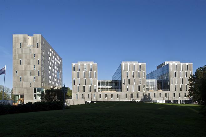 Barré Lambot Architectes - La Galerie d'Architecture