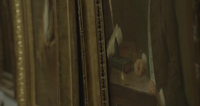 Mark Lewis - Le Louvre